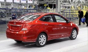 Kia Rio и Hyundai Solaris выросли в цене на российском рынке