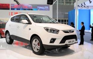 Китайский авторынок по продажам авто увеличился в 2016 году почти на 14%
