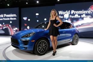 Компания Porsche сдает свои позиции в России. Уровень продаж авто упал на 6%