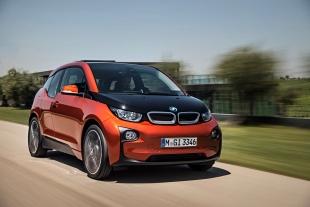 Стала известна цена на электрокар BMW i3 для российского авторынка
