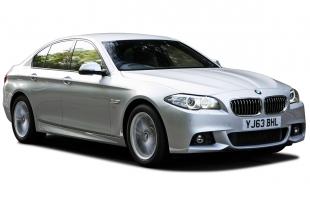Компания BMW озвучила цены на седан 5-Series для российского авторынка
