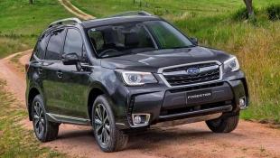 Компания Subaru озвучила рублевые цены для моделей Forester и Outback 2017 модельного года