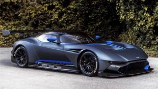 Гиперкар Aston Martin Vulcan выставлен на продажу в Facebook