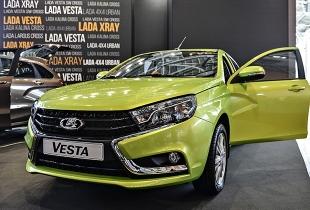 Россия озвучила цены на модель LADA Vesta для авторынка Германии
