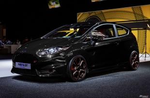 Ford презентовал в Женеве Fiesta ST нового поколения