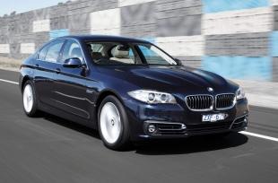 BMW презентовал в Женеве новый 5-Series Touring