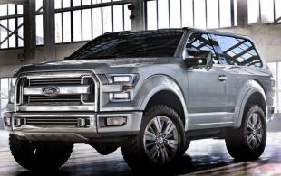 Компания Ford модернизирует устаревшую модель пикапа Bronco